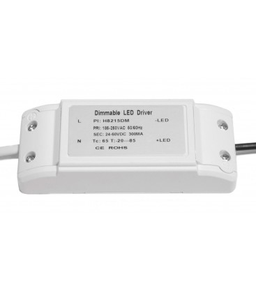 Transformateur dimmable TRIAC pour encastrable LED extra-plat 18W