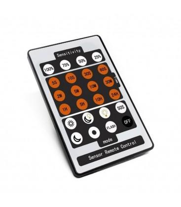 Télécommande pour projecteur LED Extra-plat avec détecteur de mouvement