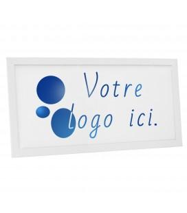 Dalle LED Imprimée et Personnalisable avec votre logo - 600x300mm (Alimentation non fournie)