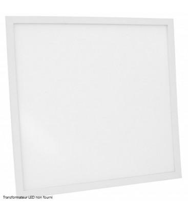 Dalle LED Ecolife Cadre Blanc - 60x60cm - 40W
