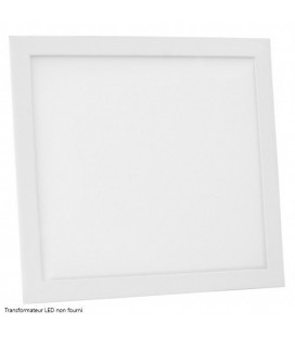 Dalle LED Ecolife Cadre Blanc - 30x30cm - 20W