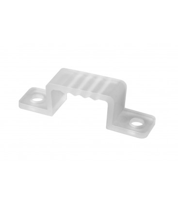 Clips de fixation polycarbonate pour Ruban LED