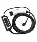 Chargeur portable pour véhicule électrique - Type 1 - 220V AC - 13A - 2,86KW by DeliTech®