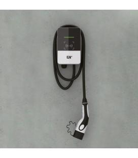Chargeur AC monophasé pour véhicule électrique-Type 2-220 AC-32A-7Kw-DeliTech®