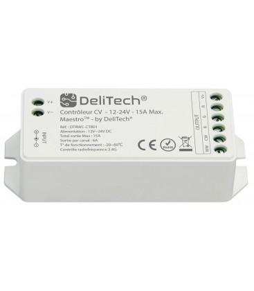 Contrôleur CV - 12-24V - 5x6A - 15A Max - Maestro™ - by DeliTech®