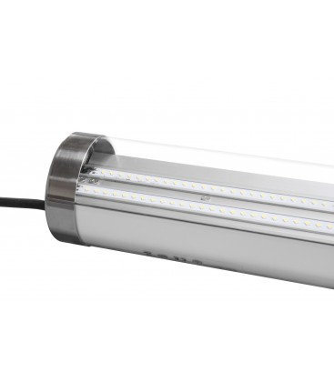 Tubulaire LED 1500mm - 60W - Transparent - IP67 - IK10 - ALTHAE - by DeliTech®