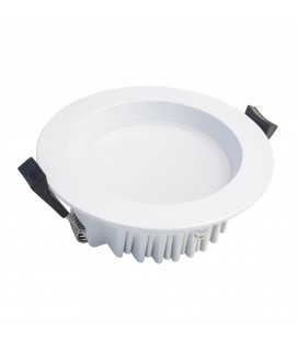 Encastrable LED 110mm - 13W - IP54 - SMD SAMSUNG - Proline Lighting® - Blanc Chaud