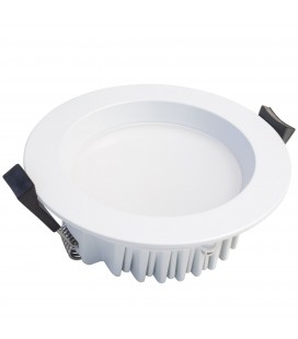 Encastrable LED 170mm - 13W - IP54 - SMD SAMSUNG - Proline Lighting® - Blanc Chaud