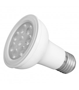 Ampoule LED - E27 - PAR20 - 8 W - SMD Epistar - Ecolife Lighting®