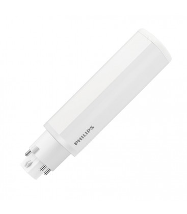 Ampoule LED G24 - Phillips - CorePro LED PLC 6.5W 4P G24q-2 - 840 Blanc Neutre