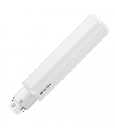 Ampoule LED G24 - Phillips - CorePro LED PLC 9W 4P G24q-3 - 840 Blanc Neutre