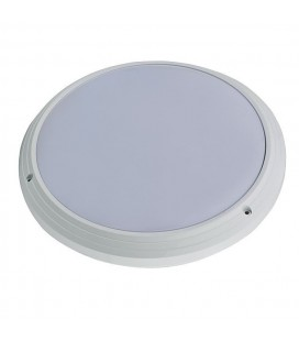 Hublot LED Rond IP65 - 12W - 270mm - 840 - Blanc Neutre