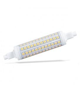 Ampoule LED R7S Crayon 360 - 840 - 10W - 118mm - Blanc Neutre