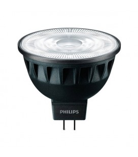 Ampoule LED MR16 - Philips - ExpertColor 7,5-43W - 36° - Blanc Chaud