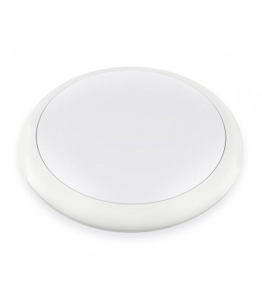 Hublot LED Rond IP65 - 12W - 270mm - NOVA by DeliTech® - Blanc Neutre