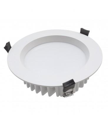 Encastrable LED 170mm - 13W - IP54 - SMD SAMSUNG - Proline Lighting® - Blanc Chaud