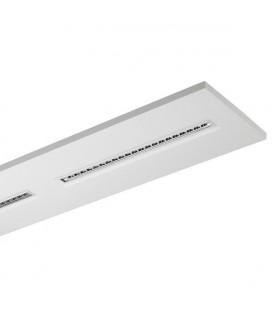 Plafonnier LED modulaire 120x30cm-30Wmax-UGR16-ALTHAE-DeliTech®