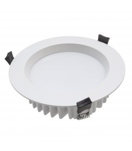Encastrable LED 200mm - 35W - IP54 - SMD SAMSUNG - DeliTech® - BlancNeutre