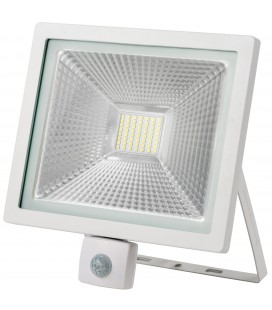 Projecteur LED avec détecteur - 50W - IP65 - WAVE - Ecolife Lighting®