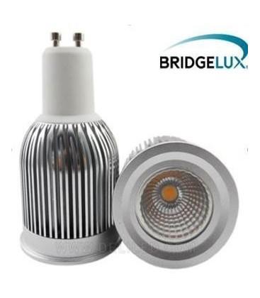Ampoule Spot LED-GU10-PAR16-7W-COB BRIDGELUX