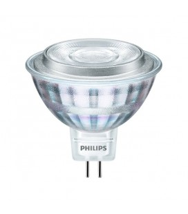 Ampoule LED MR16 / GU5.3 - Philips - CorePro LED 8-50W - Blanc Chaud