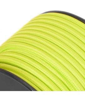Fil électrique couleur - au mètre - Vert Pomme