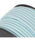 Fil électrique couleur-sur mesure-Bleu Ciel