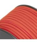 Câble suspension luminaire -sur mesure-Rouge