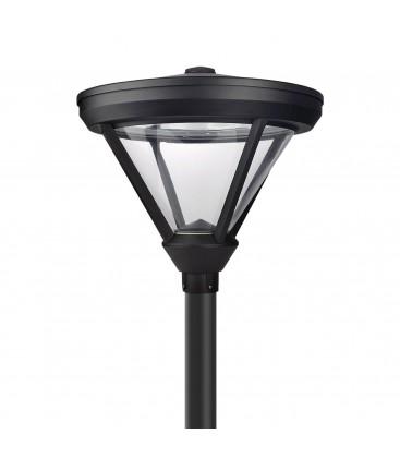 Lanterne LED BOREA T01 - Usinée en france - DeliTech®