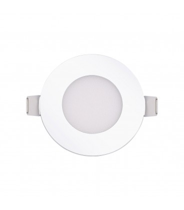 Encastrable LED extra-plat - 3W - Rond - D85mm - DeliTech®