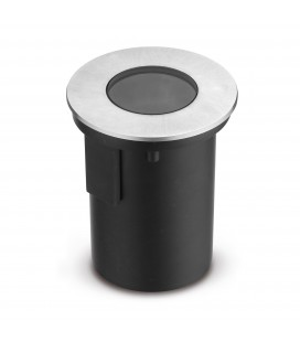 Encastrable de sol / Roll Over - GU10 - IP65 - 180° - Inox 316