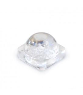Lentille à clipper - PMMA - pour puce SMD 3030 - 60°