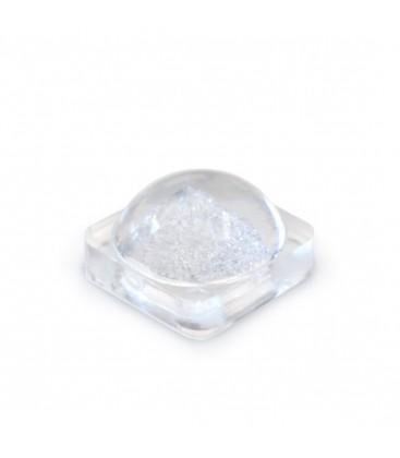 Lentille à clipper - PMMA - pour puce SMD 3030 - 90°