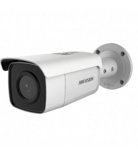 Caméra AcuSense Hikvision DS-2CD2T46G1-4I full HD+ 4MP Darkfighter et EXIR 2.0 IR 80m PoE