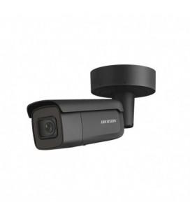 Caméra IP varifocale motorisée noire Ultra HD 4K Hikvision DS-2CD2685FWD-IZS H265+ PoE