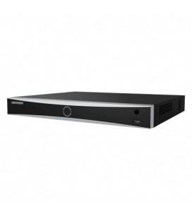 Hikvision NVR 4K AcuSense DS-7608NXI-I2/8P/4S 8 caméras PoE