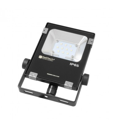 Projecteur LED NOVA Sensor Ready - 10W - IP 65 - DeliTech™