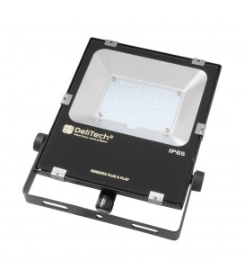 Projecteur LED NOVA Sensor Ready - 30W - IP 65 - DeliTech™