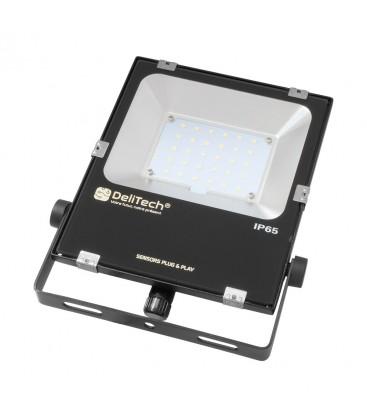 Projecteur LED NOVA Sensor Ready - 30W - IP 65 - DeliTech™