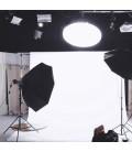 Dalle LED Ronde NOVA - D900mm - 80W - Blanc Neutre - DeliTech®