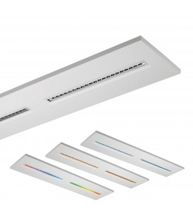 Dalle LED Modulaire MAESTRO - 120X30cm - 30Wmax @24V DC - UGR16 - Powered by PHILIPS Xitanium - Usiné en France par DeliTech