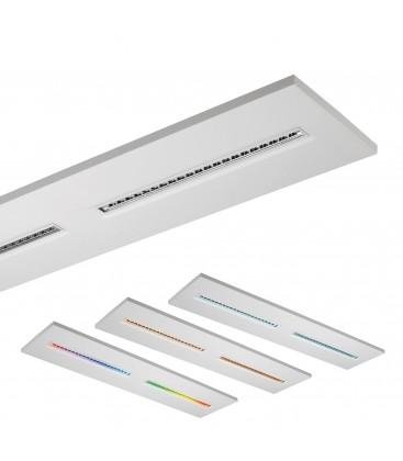 DALLE LED MODULAIRE 120X30CM-30W-UGR16-MAESTRO™-DELITECH®