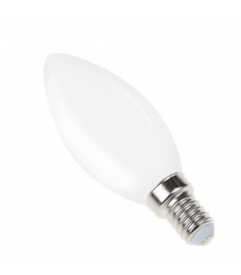 Ampoule LED - E14 - B35 - 4W - Filament Epistar