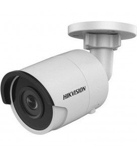 Caméra mini bullet IP - 2MP - IR 30m - lentille 2.8mm - Blanche - Hikvison DS-2CD2043G0-I