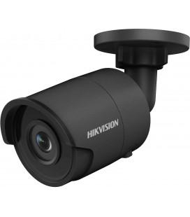 Caméra mini bullet IP - 4MP - IR 30m - lentille 2.8mm - Noire - Hikvision DS-2CD2045FWD-I