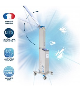 Robot Mobile UV-C - 1 Bras - DEEPLIGHT®