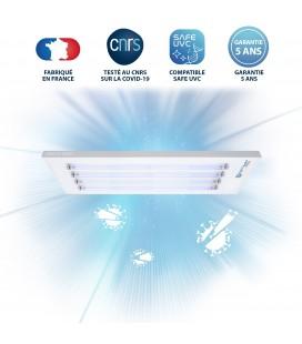 Luminaire UV-C - 4 Tubes - DEEPLIGHT®