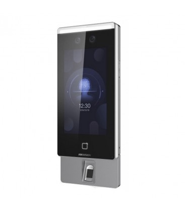 Terminal intelligent de reconnaissance faciale et biométrique - Hikvision DS-K1T671MF