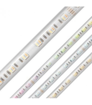 5 mètres de Ruban LED RGBCCT Maestro™ - 24V - 24W/m - 60LEDs/m - IP65 - DeliTech®