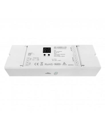 Contrôleur LED DALI DT8 / PWM - 5 Canaux RGBCCT - 12-24 V DC